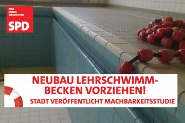 Lehrschwimmbecken neu planen